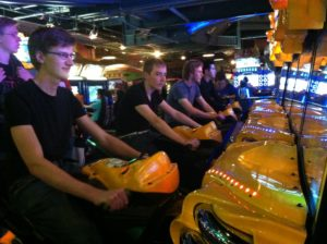 Gameworks Seattle Washington