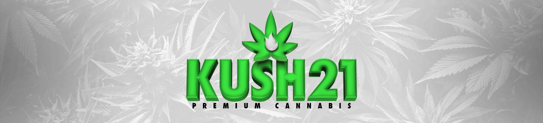 Kush 21 Home Banner