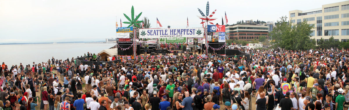 Seattle Hempfest Essentials