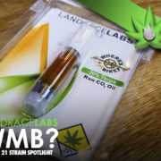 Wheres My Bike Cannabis Strain Cartridge. WMB?
