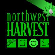 Northwest Harvest Food Drive at Kush21. Seatac Recreational Cannabis Dispensary