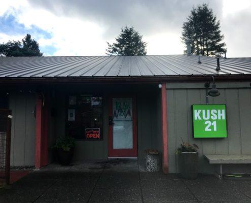Pullman Kush 21 Cannabis