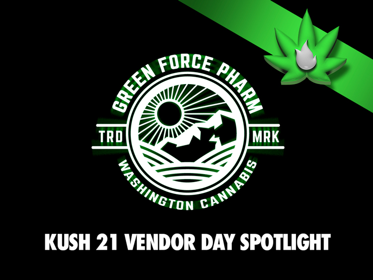 Vendor Day with Green Force Pharm