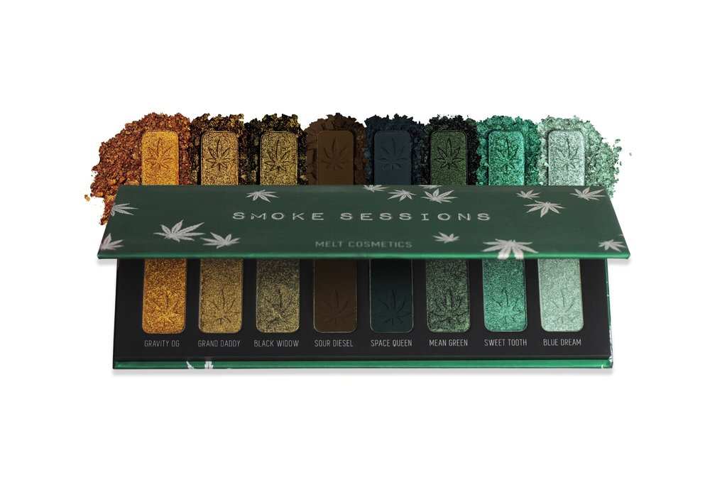 Smoke Cannabis Eyeshadow
