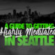 A guide to cannabis meditation in seattle