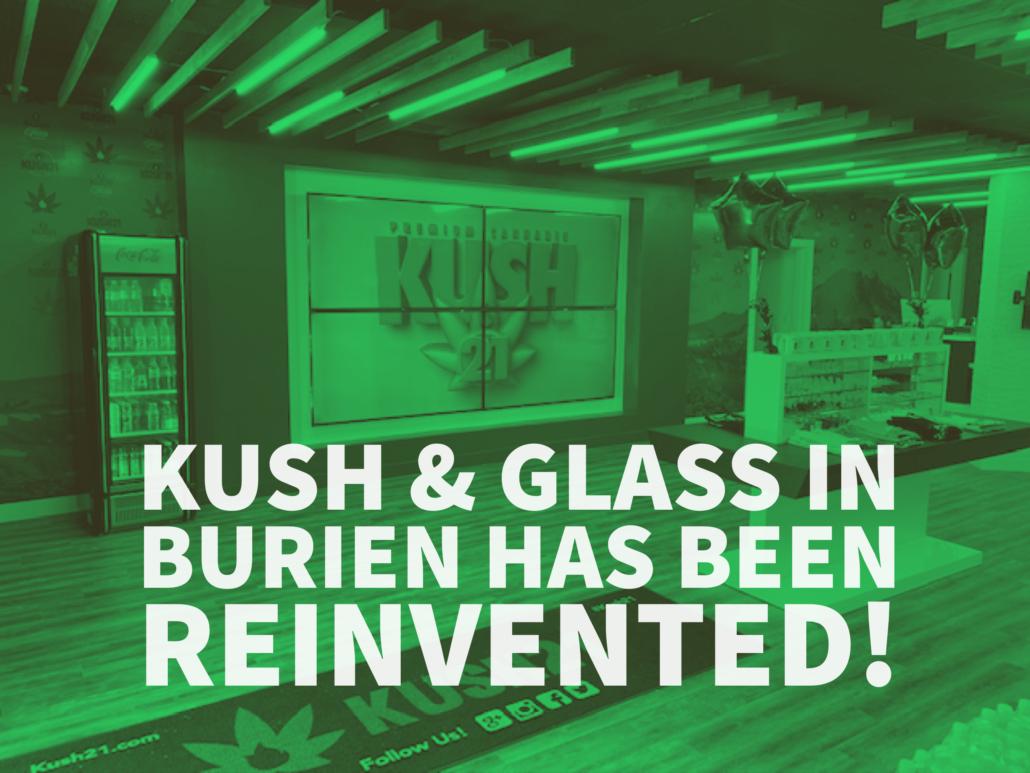 Kush & Glass