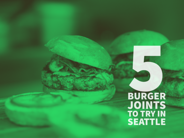 Burger Joints to Try in Seattle
