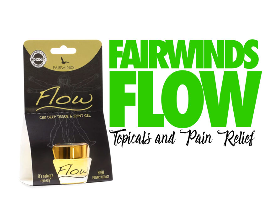 Fairwinds Flow Gel