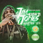 Jim Jones at Kush21