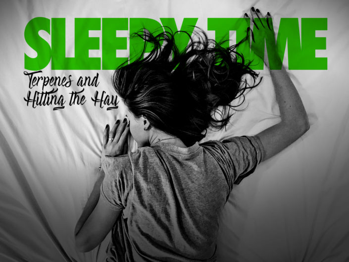 Sleepy Time Cannabis Strains