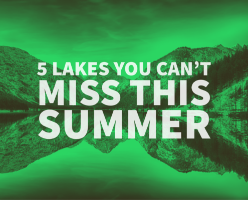 Washington Lakes to See this Summer