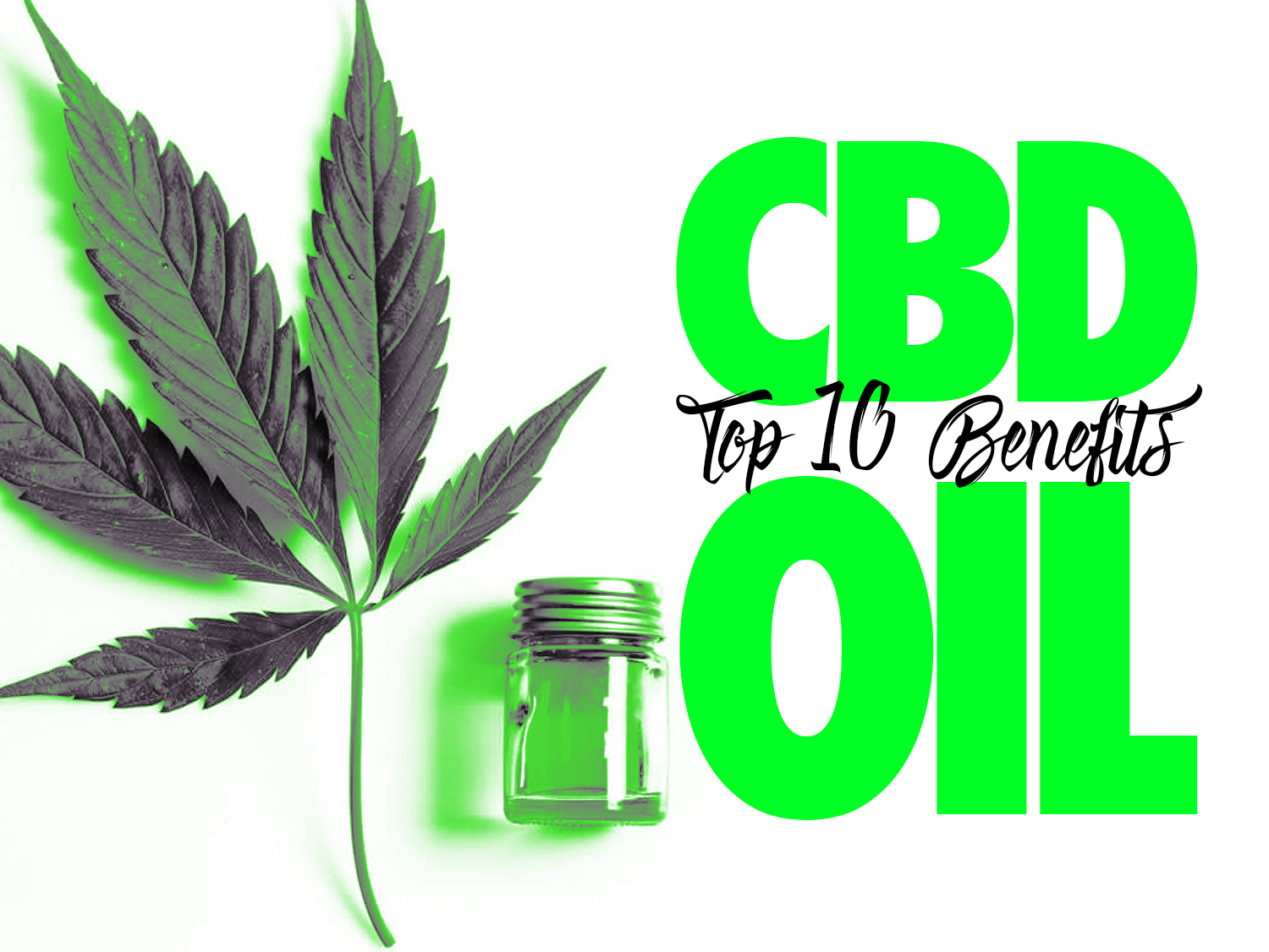 CBD Oil: The Top 10 Benefits