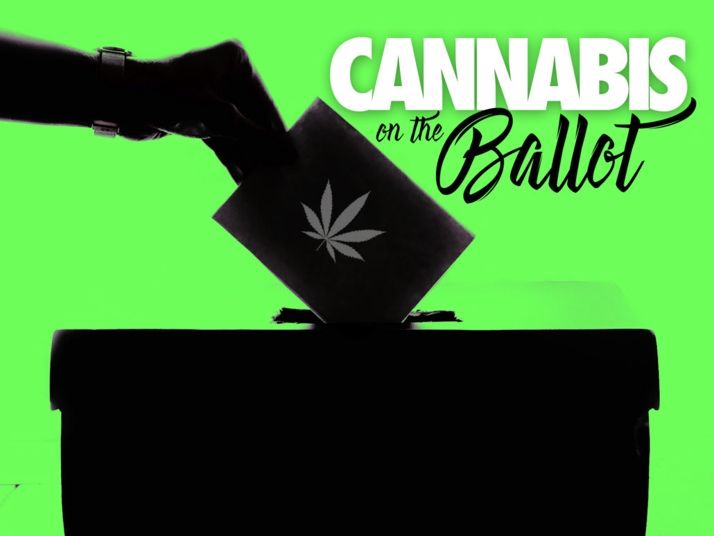 Cannabis on the Ballot