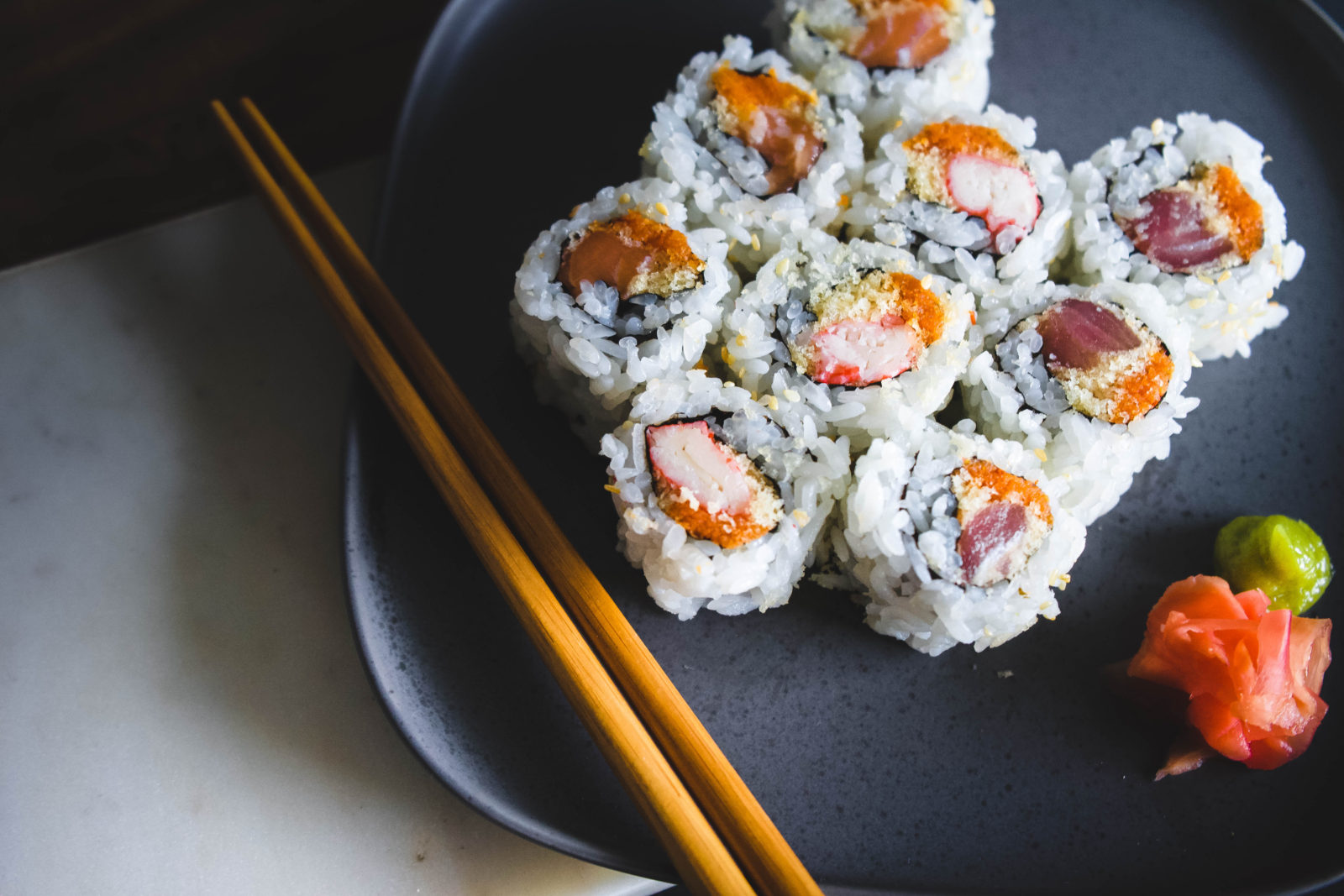 Sushi for Munchies