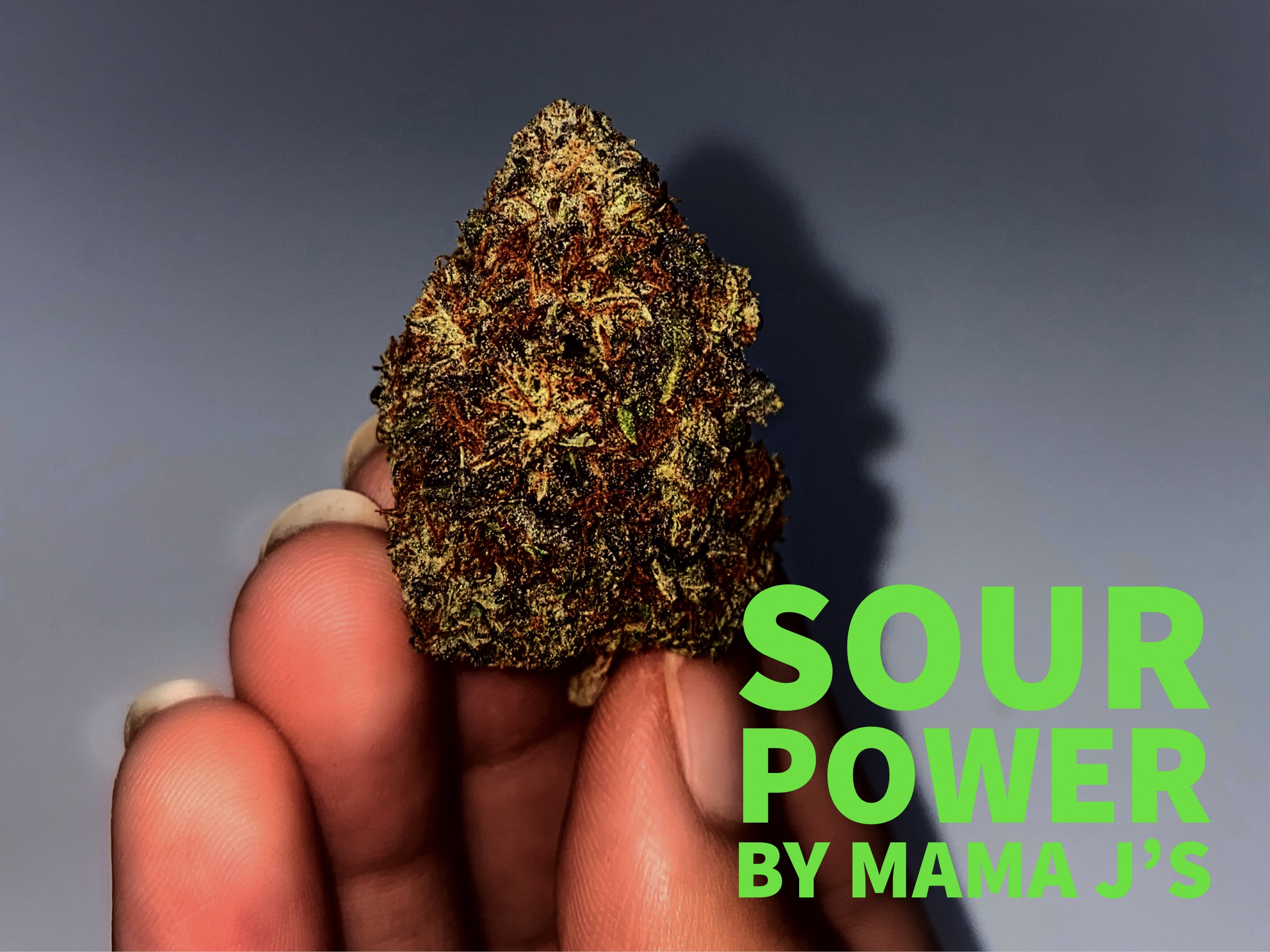 Sour Power by Mama J's