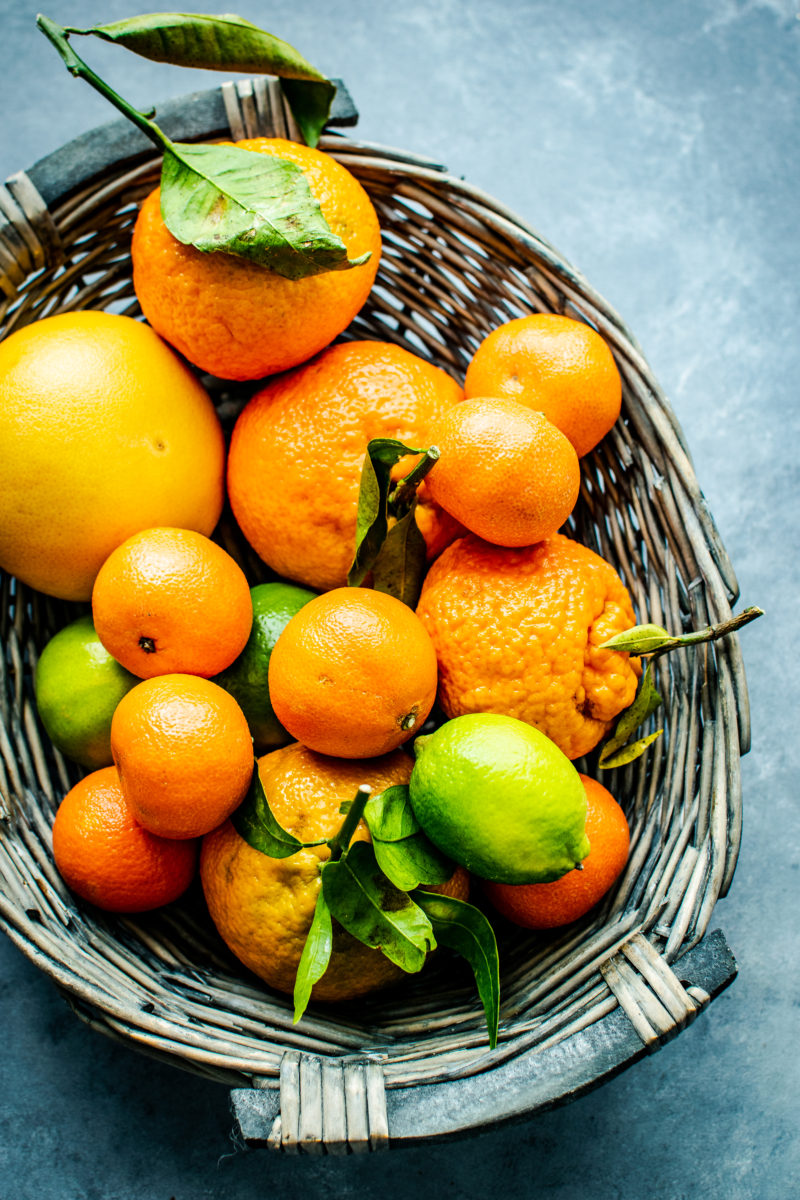 Using Citrus to Hide the Smell of Cannabis