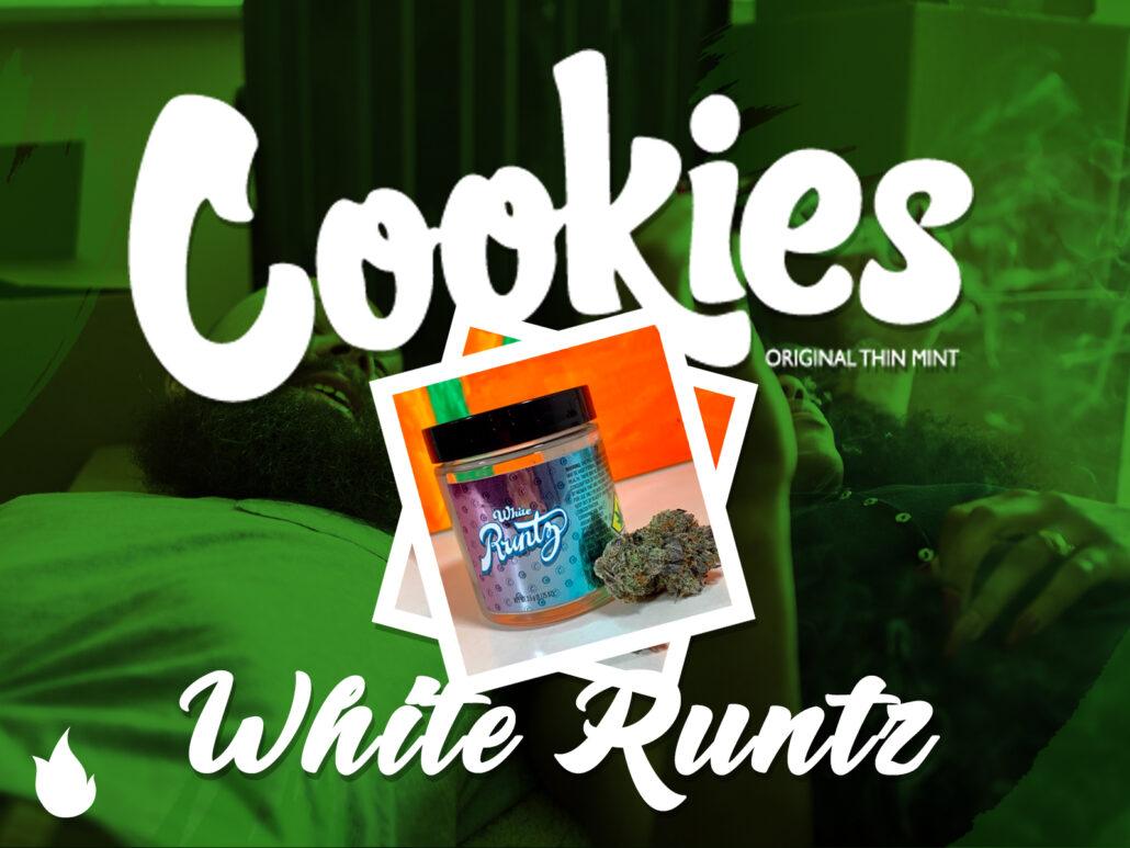 White Runtz Cookies