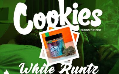 White Runtz by Cookies