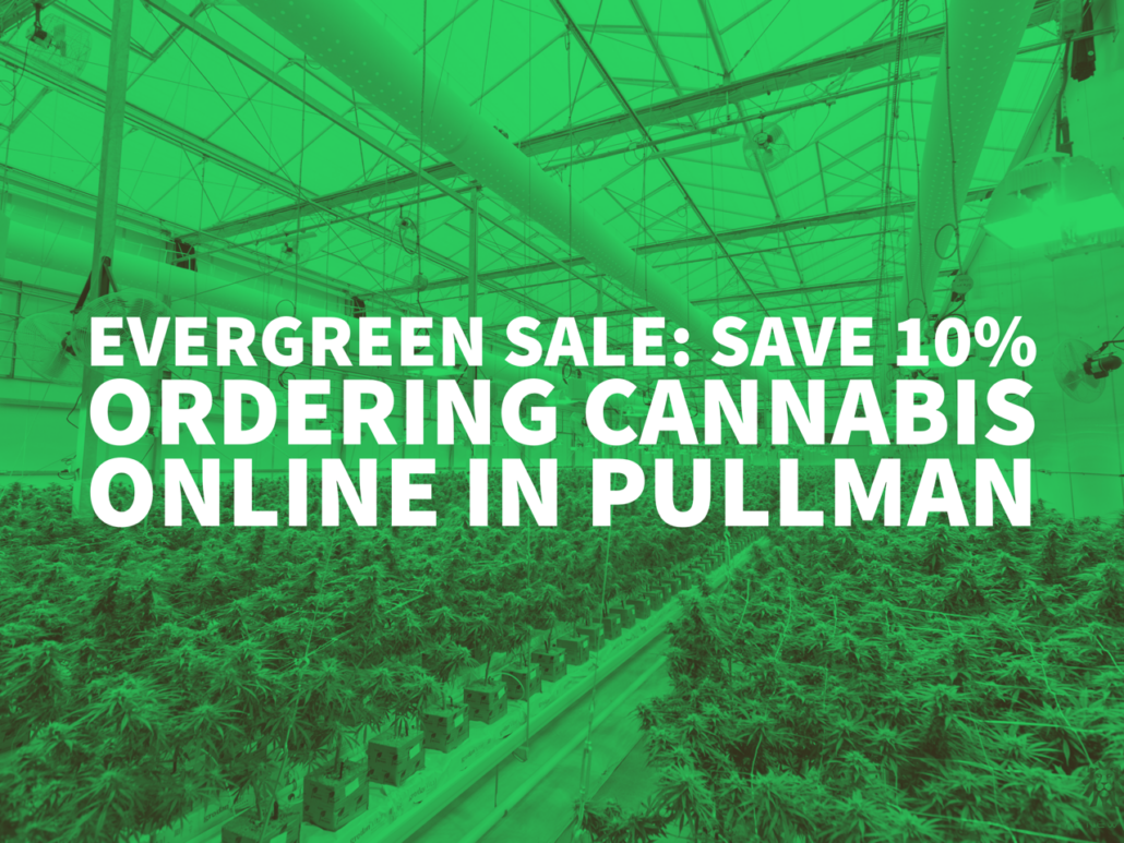 Save 10% at Kush21 in Pullman