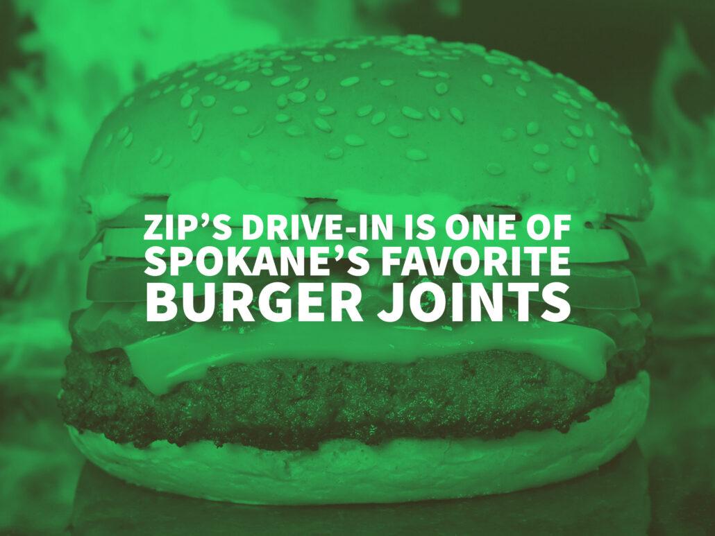 Zips Drive In Spokane