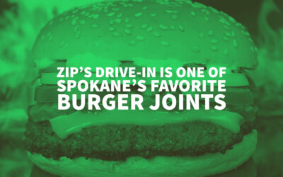 Zip's Drive-In Is One Of Spokane's Favorite Burger Joints
