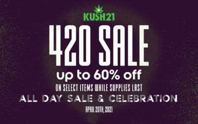 Visit Kush21 Locations For The Best 420 Deals In The State