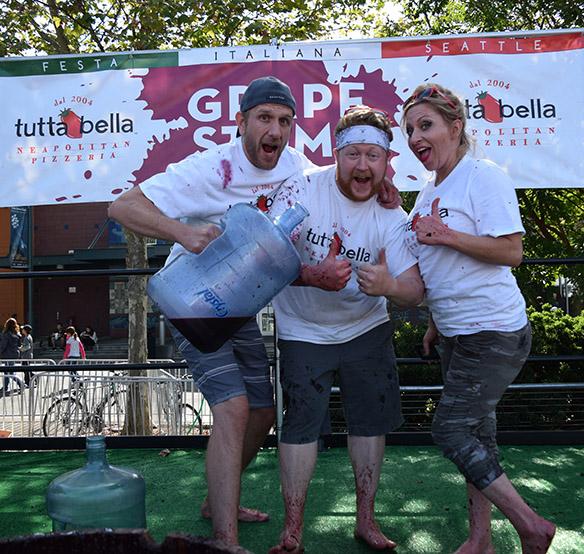 Italian Festival in Seattle