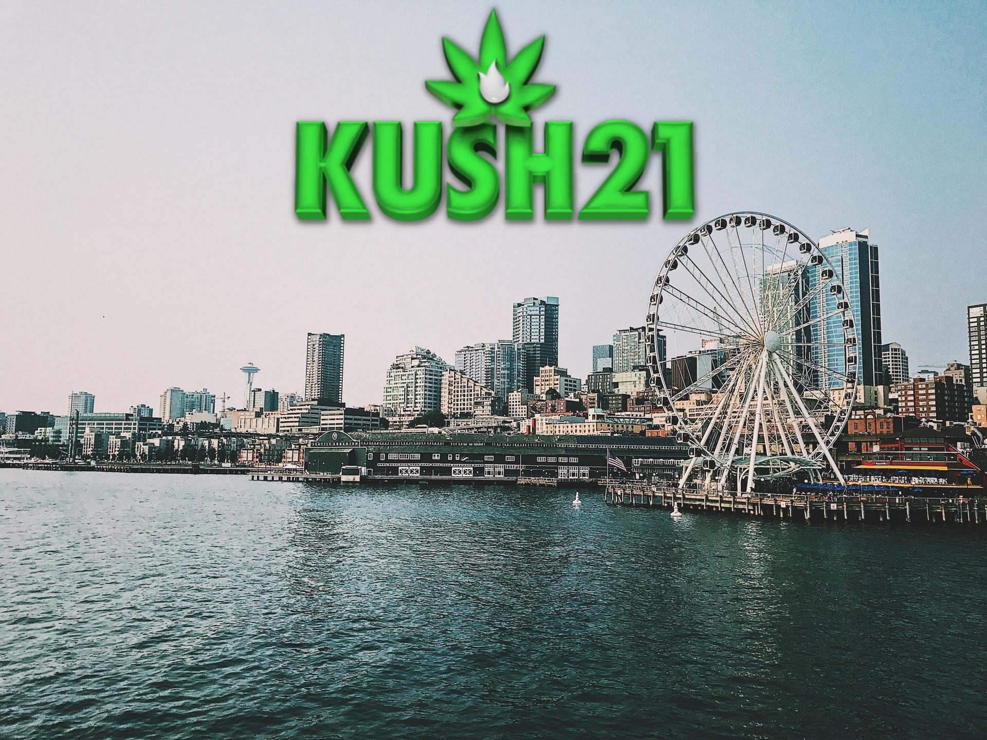 KUSH 21 HAS SEATTLE'S BEST CANNABIS DEALS YEAR-ROUND